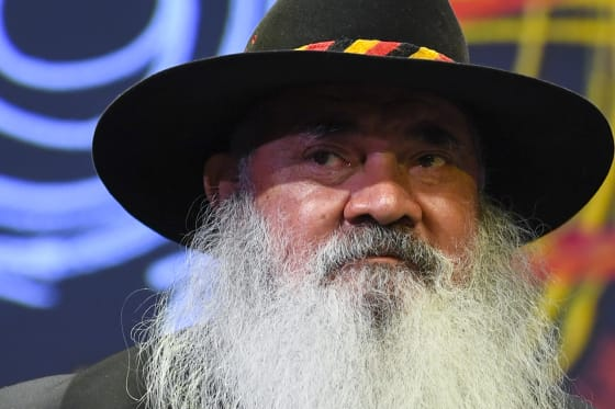 Pat Dodson's action plan to give First Australians a voice in the Parliament