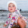 Beaches packed as Melbourne swelters through hottest day in almost a year