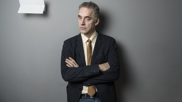 Right-winger? Not me, says alt-right darling Jordan Peterson