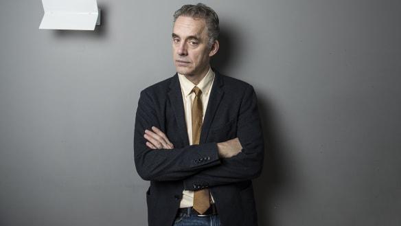 Right-winger? Not me, says alt-right darling Jordan Peterson