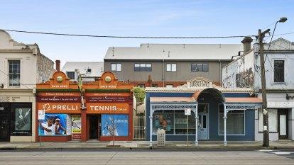 Prelli Tennis volleys property at investors