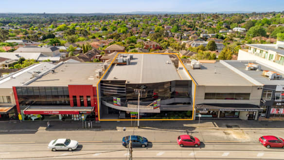 Suburban office is the year's standout sector