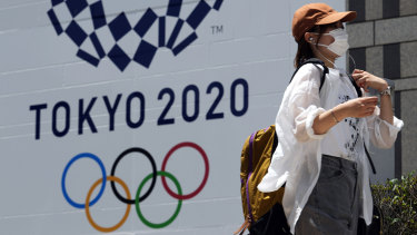 Japan is beset by the pandemic as it prepares its capital city for the Olympics.