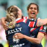 After being inspired by Inglis, NRLW star set to pave the way for another generation