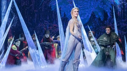 A (temporary?) thaw allows Frozen its dazzling opening