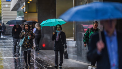 More rain on the way - and just in time for knock-off drinks