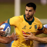 Wallabies lock in rising star until 2023 Rugby World Cup