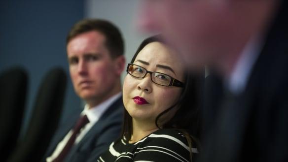 Thousands of robocalls target Canberra Liberal Elizabeth Lee