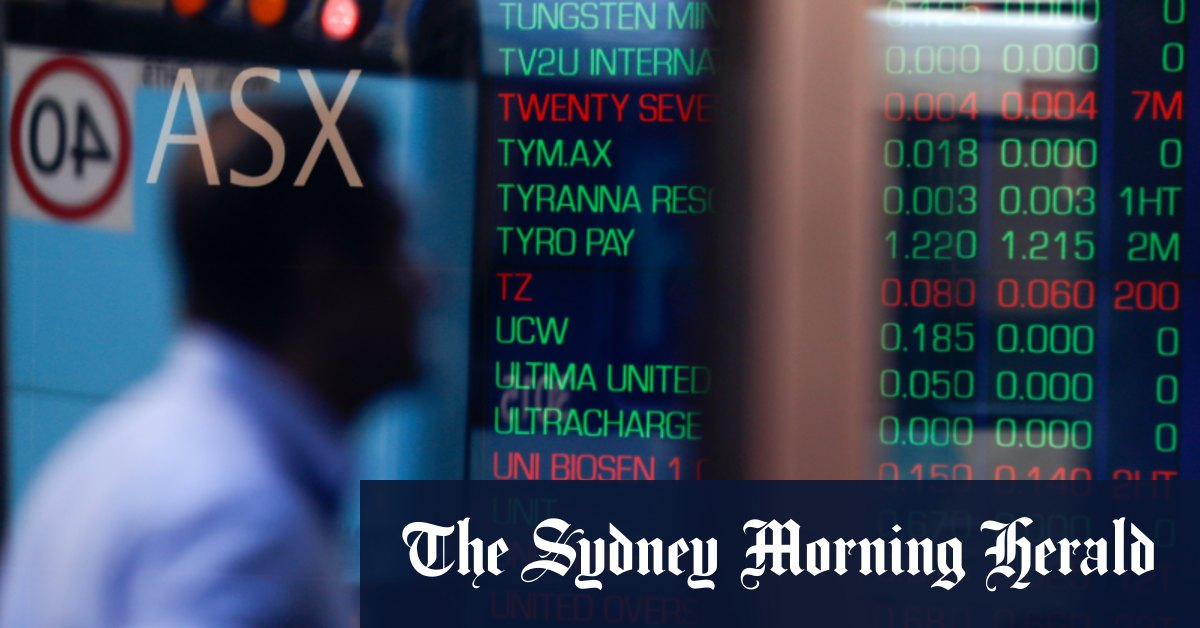 8@eight: ASX set for flat start; RBA chief Lowe to speak – Sydney Morning Herald