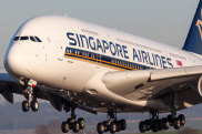 Bringing them home: By putting passengers on cargo flights, Singapore Airlines can bring thousands of returning Australians to Sydney before Christmas.
