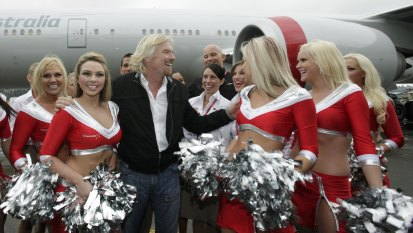 Bain muscles Branson out of half his Virgin stake