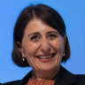 NSW Premier Gladys Berejiklian says temporary COVID-19 restrictions will ease on Monday.
