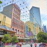 David Jones sells Bourke Street store to Newmark for $121m