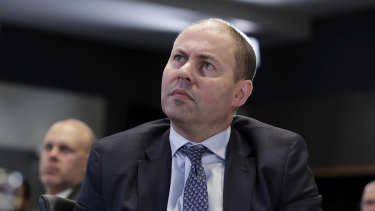 Treasurer Josh Frydenberg says the country's success dealing with the health impact of the coronavirus is delivering an economic benefit.