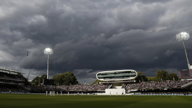 The scene of an epic Ashes Test last year, Lord's is regarded as the home of cricket.