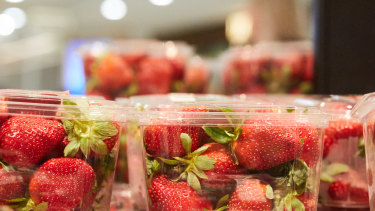 Strawberries have been beset by a number of sabotage attempts involving needles in the past few weeks.