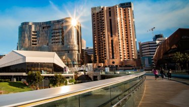 AUSTRAC identified potential serious compliance concerns at SkyCity Adelaide.