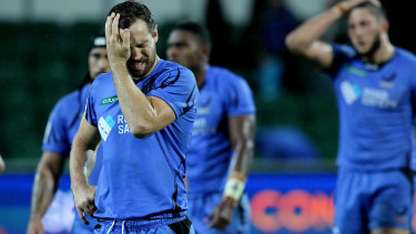 The Western Force were dumped from Super Rugby in 2017.