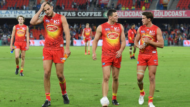 The 2018 season was another tough one for Gold Coast Football Club.