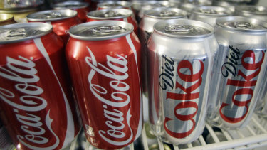 Berkshire Hathaway owns 10 per cent of Coca Cola, which is underperforming as customers turn to healthier options.