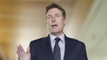 Industrial Relations Minister Christian Porter reached the in-principle agreement with ACTU national secretary Sally McManus on Monday night.