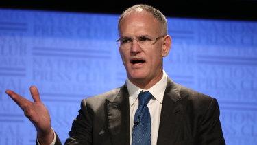 News Corp Australasia chairman Michael Miller.