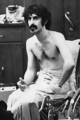 """Frank Zappa committed early in his life """"to live for his art"""", says Alex Winter, director of the documentary Zappa."""