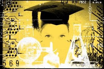 University graduates often face years of HELP/HECS debt repayments.