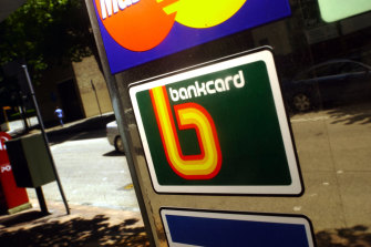 The Bankcard logo.
