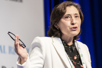 Environment Minister Lily D'Ambrosio says  the levy will double over the next three years.