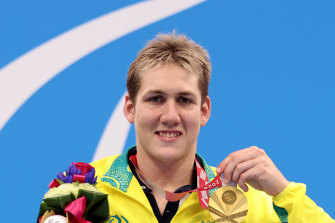 Will Martin had no idea he had just won himself $20,000 with the gold.