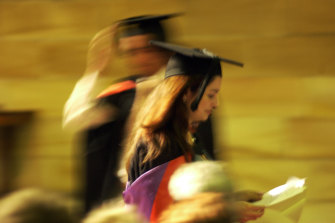Women will graduate with higher HECS debt, creating a future disincentive to work.