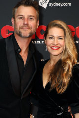 Renae Berry, who starred in the 1998 tour of Chicago with her husband Rodger Corser.