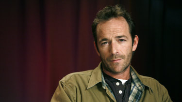 "Luke Perry died this week after suffering a ""massive"" stroke."