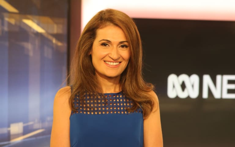 ABC journalist Patricia Karvelas was kicked out of question time because her outfit was deemed too revealing.