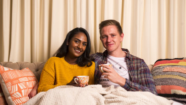 Vinu Gamage and Adem West were looking for a professional tea drinker for their tea company.