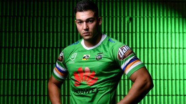 Raiders young gun Nick Cotric goes straight to 50 NRL games