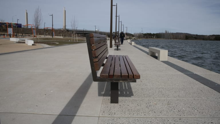 Brass materials have been stolen from the West Basin's Henry Rolland Park facilities. The arm rests of the benches have been removed.