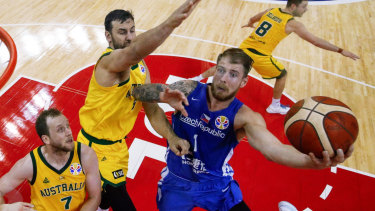 It has been a tough road for the Boomers, but one they have navigated superbly to date.