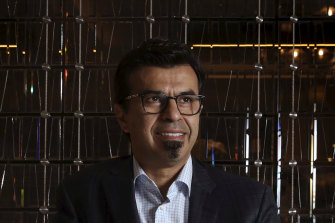 Altium chief executive Aram Mirkazemi pivot to cloud-based services will set up the company's next leg of growth.