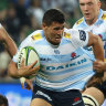 Izaia Perese gives the Waratahs a real X-factor.