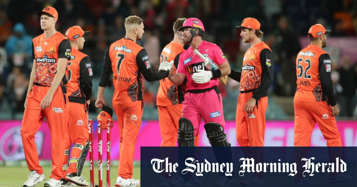 Big Bash: Cricket Australia defends dumping Australia Day promotion after PM criticism – Sydney Morning Herald