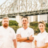 Chefs Patrick Friesen, David Finlayson, and Alanna Sapwell have all moved from southern cities to Brisbane.