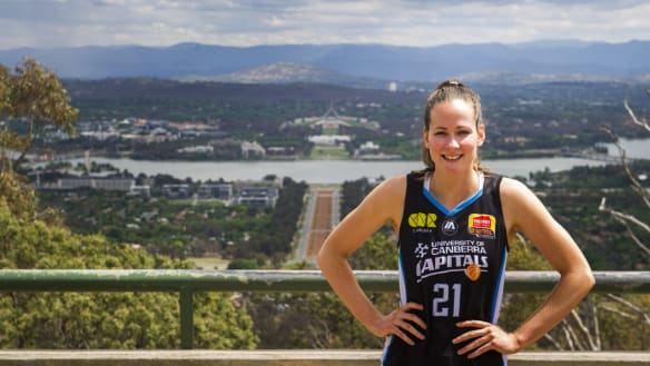 Exams don't end as Canberra Capitals undergo concussion tests