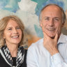 Two of us: Inside the marriage of top scientists Alan and Elizabeth Finkel