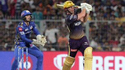 Lynn and Russell shine in Kolkata IPL win