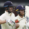 Sibley, Stokes dig deep to give England solid start in second Test