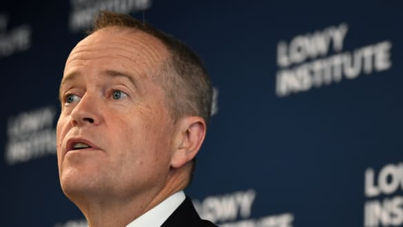 Bill Shorten labels China's crackdown against Muslim minorities 'gravely disturbing'