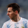 Messi's future up in the air as Barcelona contract ends