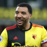 Watford striker defends decision to put family before football training